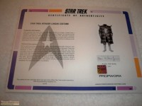 Star Trek: Voyager Lonzak Costume original TV series costume