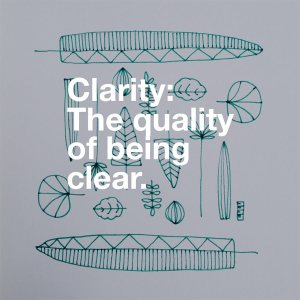 Clarity - Clear