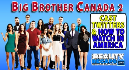 Big Brother Canada 2 Info