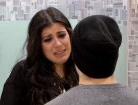 sabrina cries