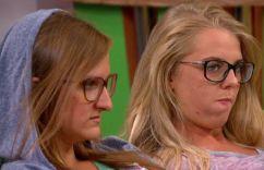 Christine Brechte tells Nicole Franzel lies on Big Brother 16 episode 19