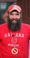 everyone must Fear the Beard as Donny Thompson gives everyone an Old Man Beat down on Big Brother 16 Episode 20 Double eviction