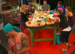 Nicole Franzel calls out Frankie Grande and Christine Brecht on Big Brother Episode 21