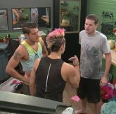 Frankie Grande, Cody Calafiore and Derrick Levasseur discuss who should be nominated on Big Brother 16 episode 30