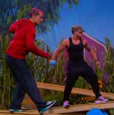 Frankie Grande and Caleb Reynolds battle it out for HOH on Big Brother 16 episode 33