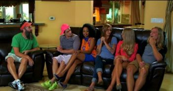 The jury house discusses the last week on Big Brother 16 episode 35