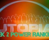 UTOPIA Power Rankings: Week 2