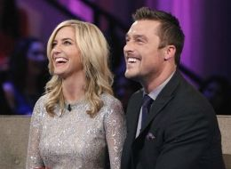 Chris Soules and Whitney Bischoff are public for the first time on The Bachelor 19 After the Final Rose