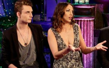 Kristin Doute defends herself on the Vanderpump Rules Reunion