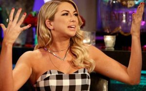 Stassi says she's not better than everyone else on the Vanderpump Rules Reunion