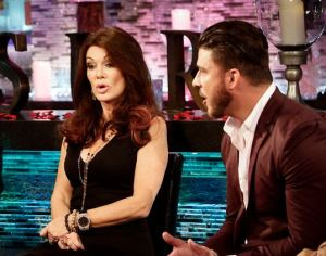 Lisa Vanderpump puts Jax Taylor on blast on the Vanderpump Rules Reunion