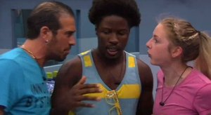 Sarah Hanlon and Bruno Ielo get heated on BBCAN3 episode 21