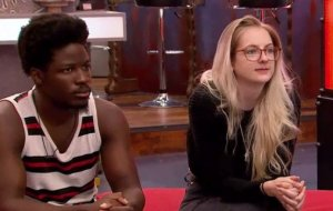 Godfrey Manzwiga and Sarah Hanlon are nominated for eviction  on BBCAN3 episdoe 21