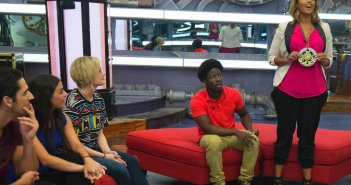 Brittnee Blair lets the house know about her secret veto on BBCAN3 episode 23