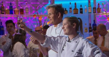 Meghan Gill wins Hell's Kitchen season 14