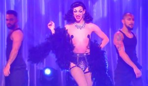 Violet Chachki bares all on the finale of RuPaul's Drag Race