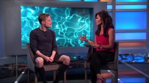 Julie interviews John after he is evicted from #BB17 house