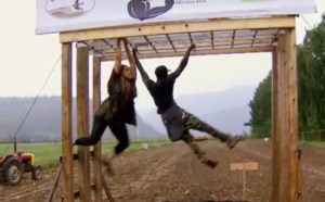 Dujean Williams and Leilani Ross struggle this leg of Amazing Race Canada 3