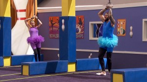 """Bowlerina"" #POV comp #BB17"