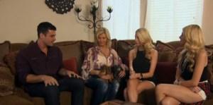 Ben Higgins, Emily Ferguson, Haley Ferguson, The Bachelor, Las Vegas