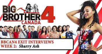 Sharry Ash, Big Brother Canada, Big Brother Canada 4