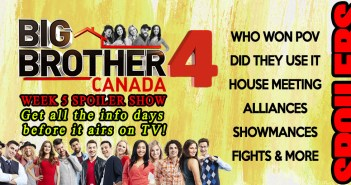 Big Brother Canada 4, BBCAN4, Big Brother Canada, Your Reality Recaps