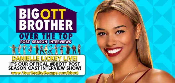 #BBOTT Post Season Interview: Danielle Lickey