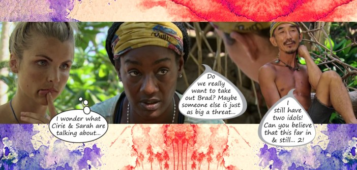 Survivor 34 Game Changers Blog Recap Episode 12: Parting is Such Sweet Sorrow