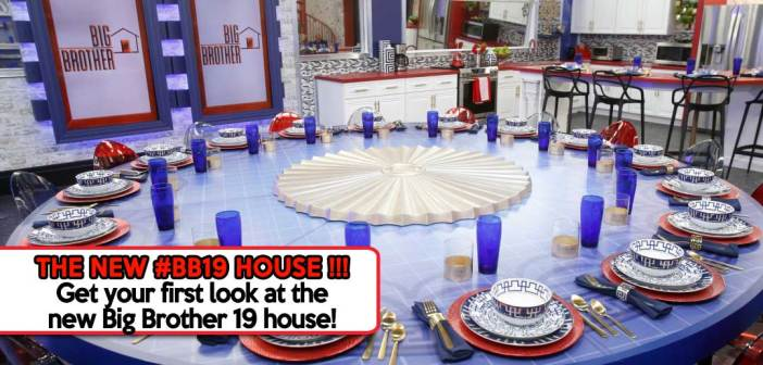 Big Brother 19 House Reveal!
