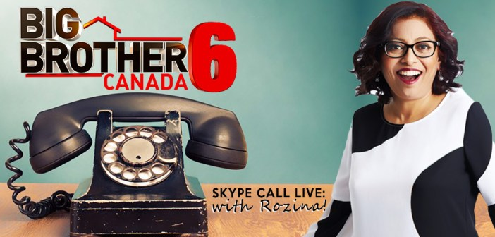 BBCAN6 PHONE INTERVIEW: Rozina Yaqub