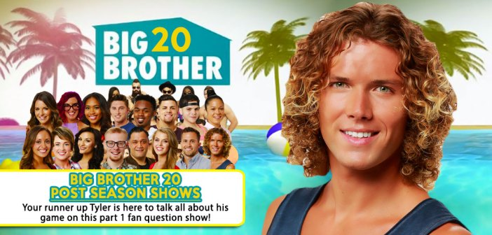 BB20 POST SEASON SHOWS: Tyler Crispen