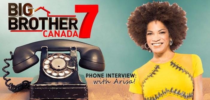 BBCAN7 Arisa Cox Pre-Season Phone Interview