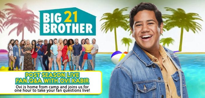 BB21 LIVE FAN Q&A: Ovi Kabir