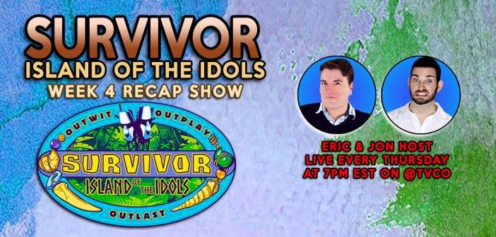 SURVIVOR 39: Island Of The Idols Week 4 Recap