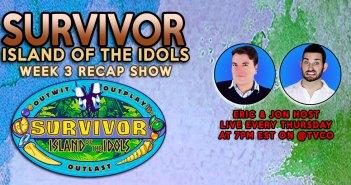 SURVIVOR 39: Island Of The Idols Week 3 Recap