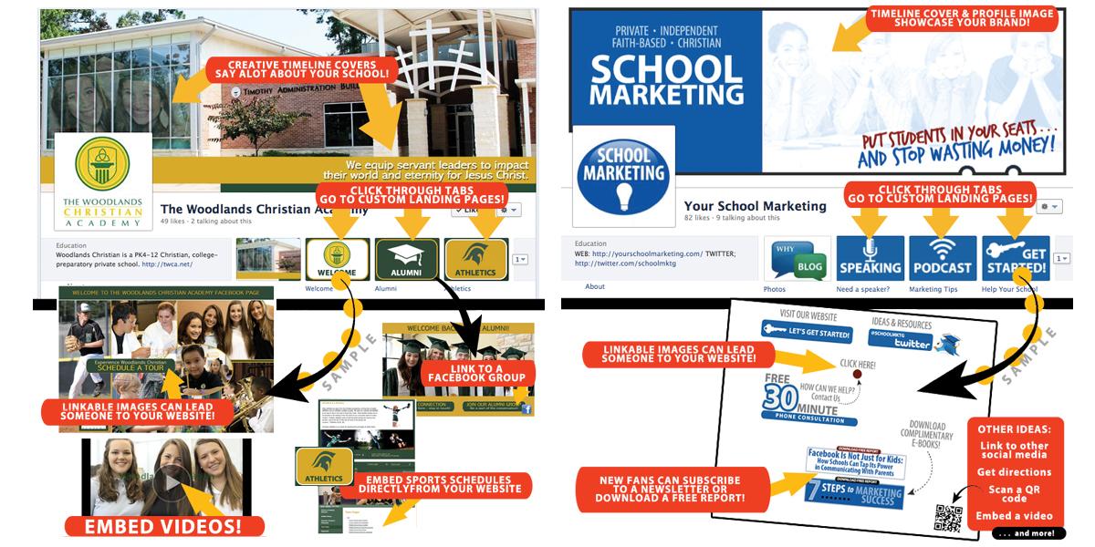 Schools | Private & Christian School Marketing