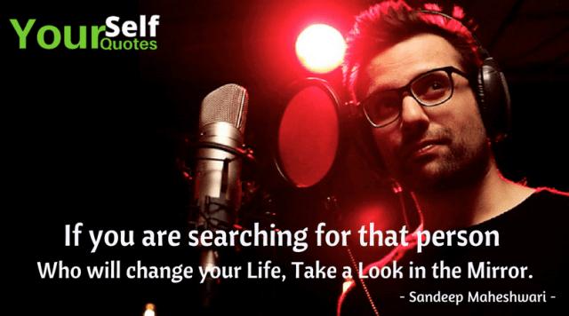 Sandeep Maheshwari Quotes in English