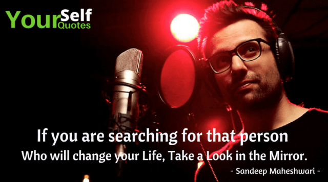 Sandeep Maheshwari images Quotes About Life