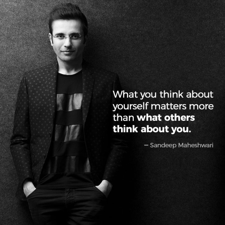 Sandeep Maheshwari Quotes on Yourself