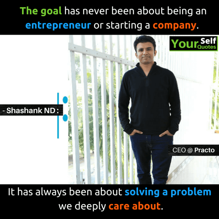 Shashank ND Quotes Pictures