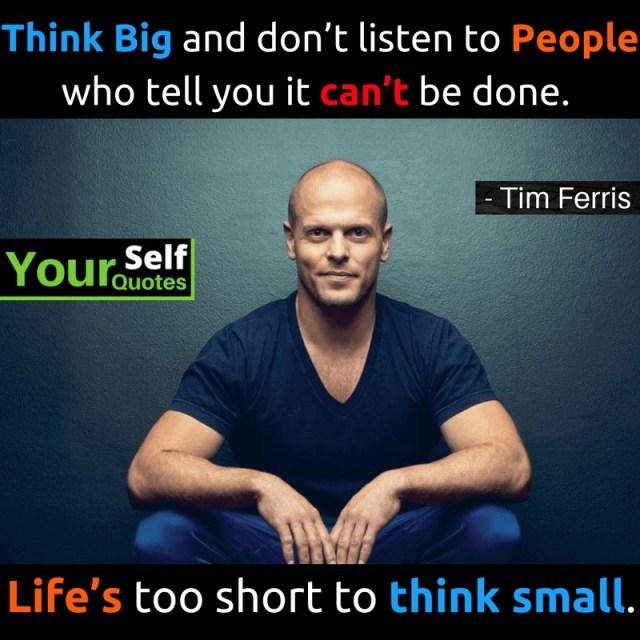 Tim Ferriss Quotes Pictures