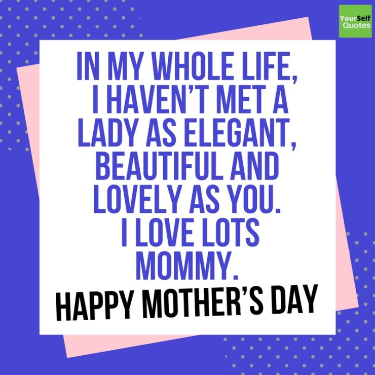 Beautiful Mothers Day Wishes