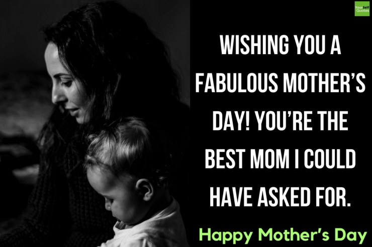 Fabulous Mothers Day Wishes
