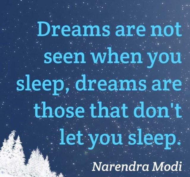 Motivation Quotes by Narendra Modi