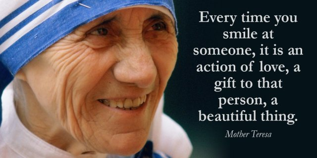 Mother Teresa Quotes 1