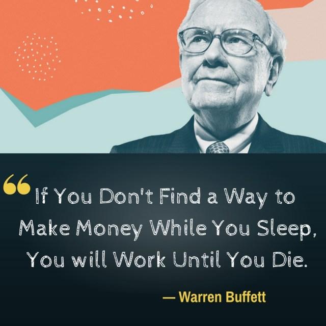 Quotes Of Warren Buffett