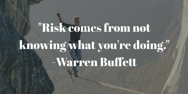 Risk Quotes by Warren Buffett