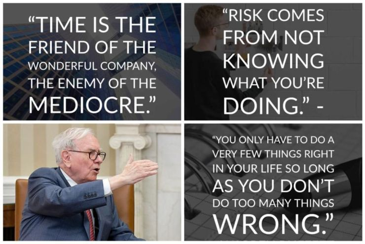 Warren Buffett Quotes With Pictures