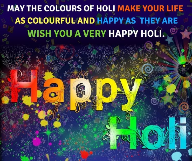 images of Happy Holi HD Picture