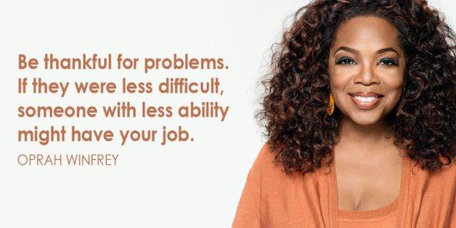 Oprah Winfrey Best Quotes